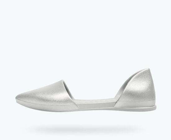 Native Shoes - The Audrey - Silver Metallic