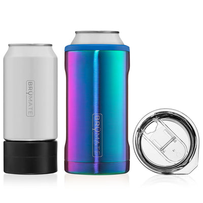 HOPSULATOR TRÍO 3-IN-1 | RAINBOW TITANIUM (16OZ/12OZ CANS)