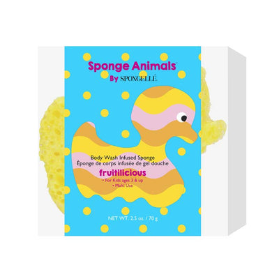 Spongellé Animal -  Duck