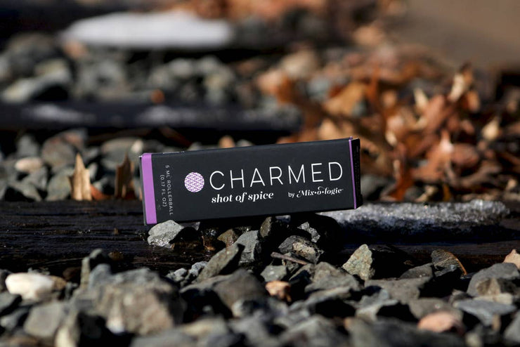 Charmed Shot of Spice Blendable Perfume Rollerball