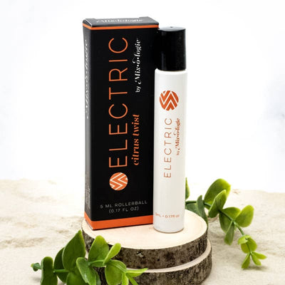 Electric (Citrus Twist) Blendable Perfume Rollerball