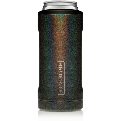 HOPSULATOR SLIM | GLITTER CHARCOAL (12OZ SLIM CANS)