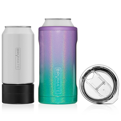 HOPSULATOR TRÍO 3-IN-1 | GLITTER MERMAID (16OZ/12OZ CANS)