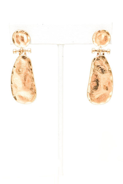 Emory Earrings in Gold
