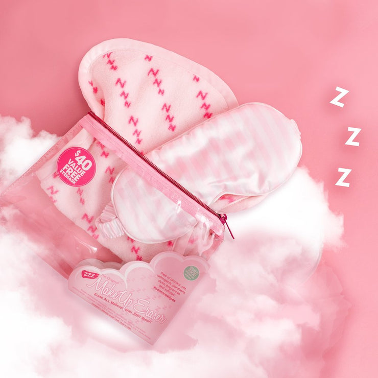 MakeUp Eraser ZZZ's Set