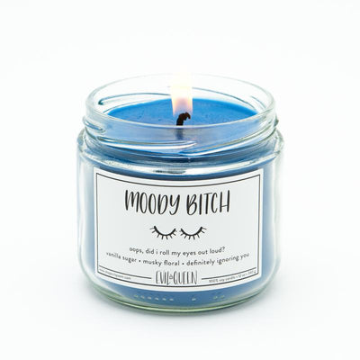 Evil Queen Moody Bitch Candle