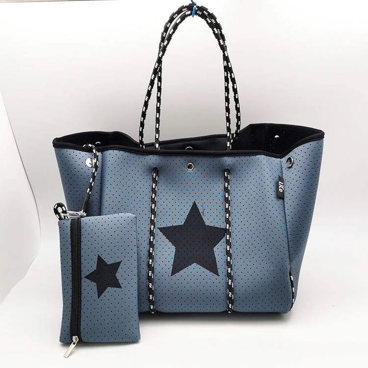 The Lyla Tote - Night Sky
