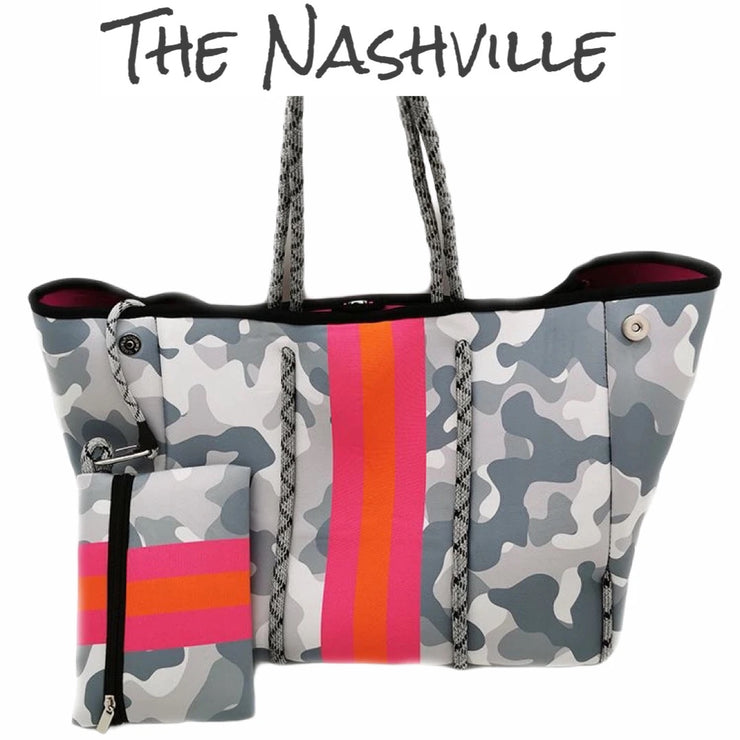 The Lyla Tote - Nashville