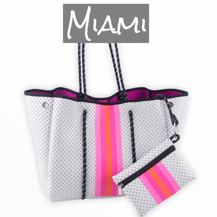 The Lyla Tote - Miami