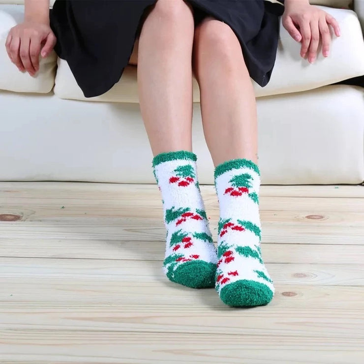 Cozy Sock Collection - Christmas Edition