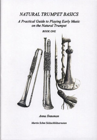 Natural Trumpet Basics by Anna Freeman - 3 Books