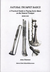 Natural Trumpet Basics by Anna Freeman - 4 Books