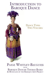 Introduction to Baroque Dance - Dance Types - Volume 2 - Digital Download