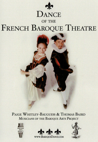 Dance of the French Baroque Theatre - Part 1 - Digital Download