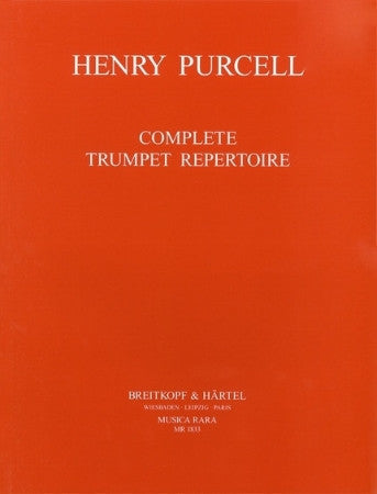 Purcell - Complete Trumpet Repertoire