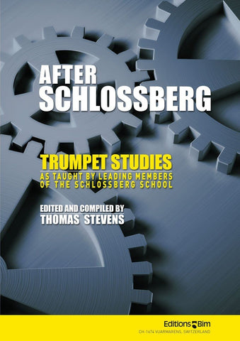 After Schlossberg - Trumpet Studies