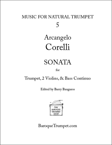 Corelli Sonata - Digital Download