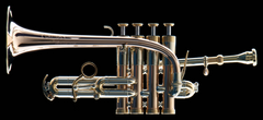 Galileo Piston Valve Bb/A Piccolo Trumpet