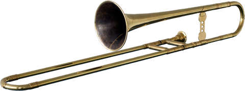 Egger Crone Alto Late Classical / Early Romantic Alto Trombone