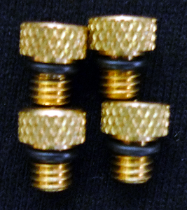 Egger 3-Hole Crook Screws