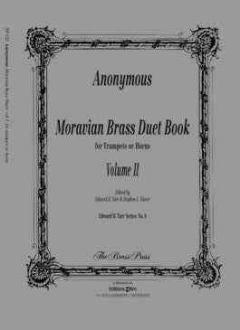 Anonymous - Moravian Brass Duet Book Vol. 2