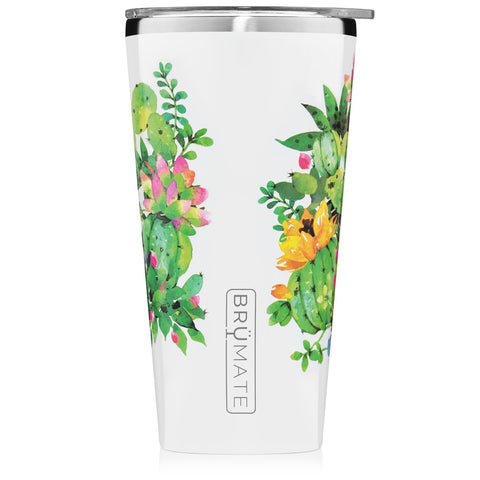 Succulent Imperial Pint Insulated Tumbler
