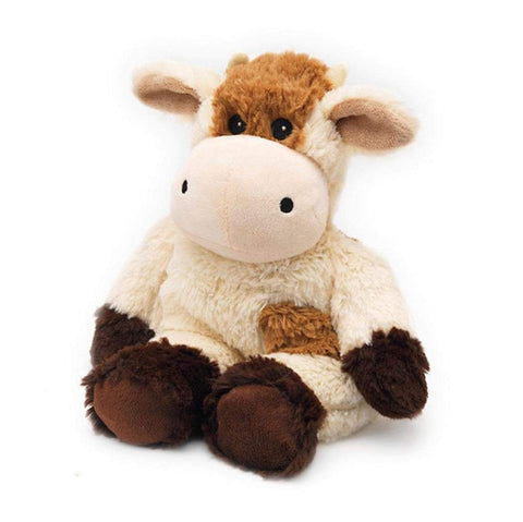 Brown Cow Warmies Stuffed Animal