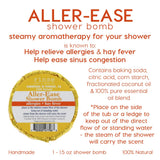Aller-Ease Shower Bomb