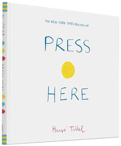 Book: Press Here