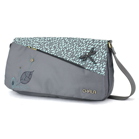 Dragonfly Nylon Messenger Bag