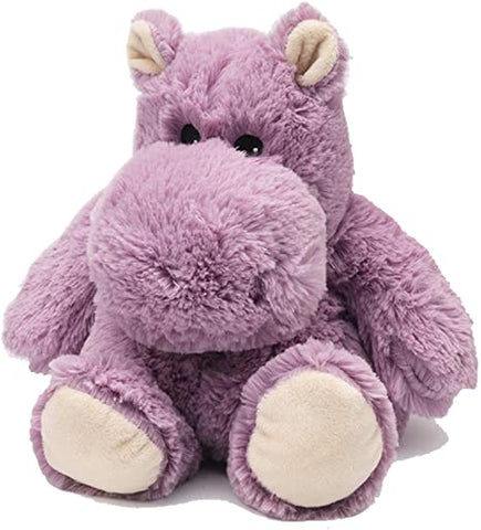 Hippo Warmies Stuffed Animal