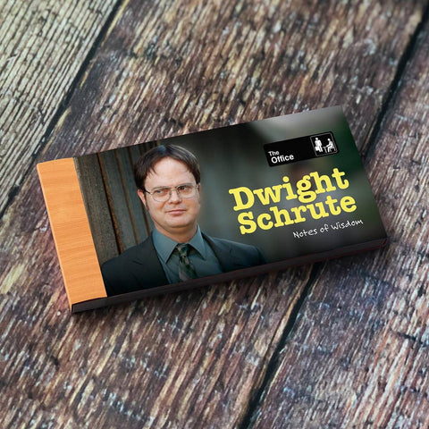 The Office: Dwight Schrute Wisdom Notes