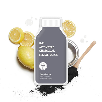 Deep Detox Pore Control Raw Juice Face Mask