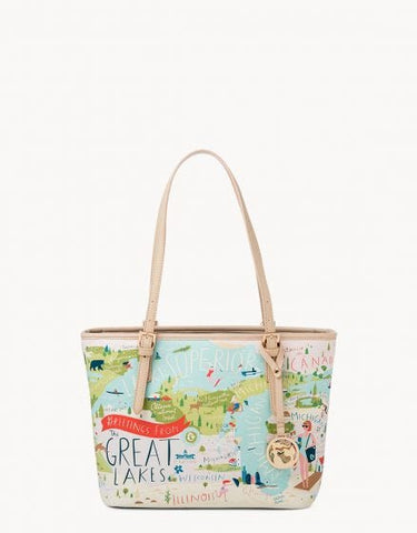Great Lakes Small Tote
