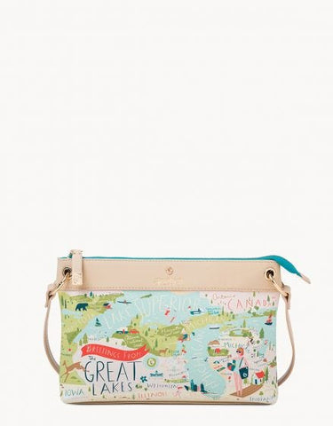 Great Lakes Crossbody
