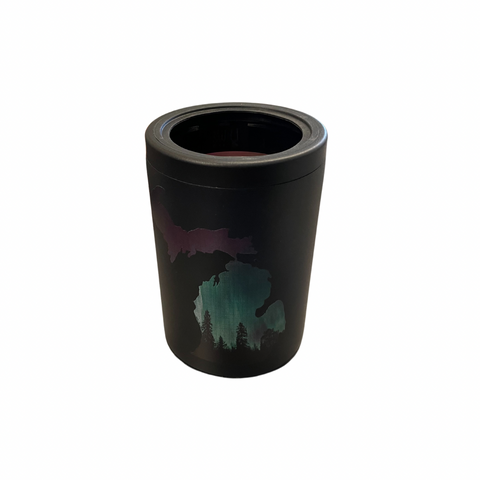 Northern Lights Black Combo Can Cooler