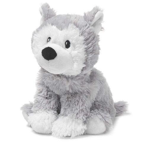 Husky Warmies Stuffed Animal