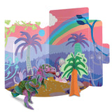 Assorted Dinosaur Glow in the Dark 3D Puzzle