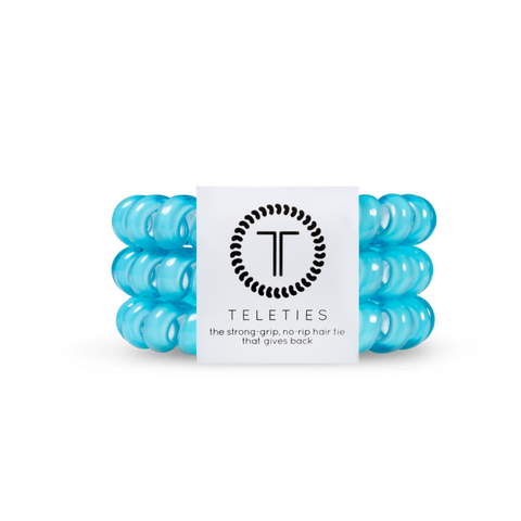 Malibu Set of 3 Teleties Hair Ties