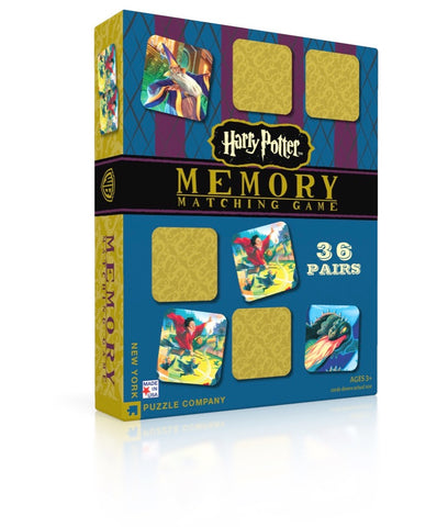 Harry Potter Memory Game
