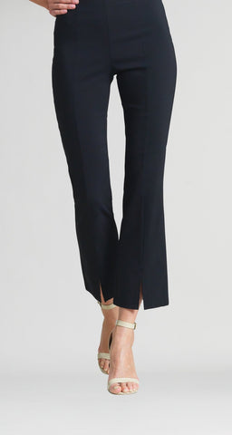 Center Seam Kick Front Ankle Pant