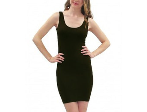 Reversible V-Neck and Scoop Dress Tank