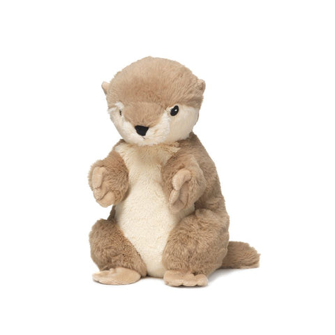 Otter Warmies Stuffed Animal