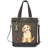 Golden Retriever Work Tote