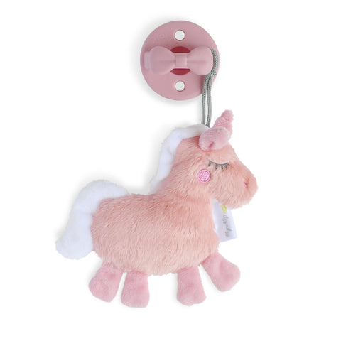 Unicorn Sweetie Pal Plush and Pacificer