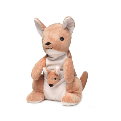Kangaroo Warmies Stuffed Animal