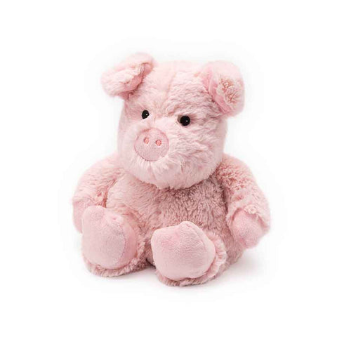 Pig Warmies Stuffed Animal