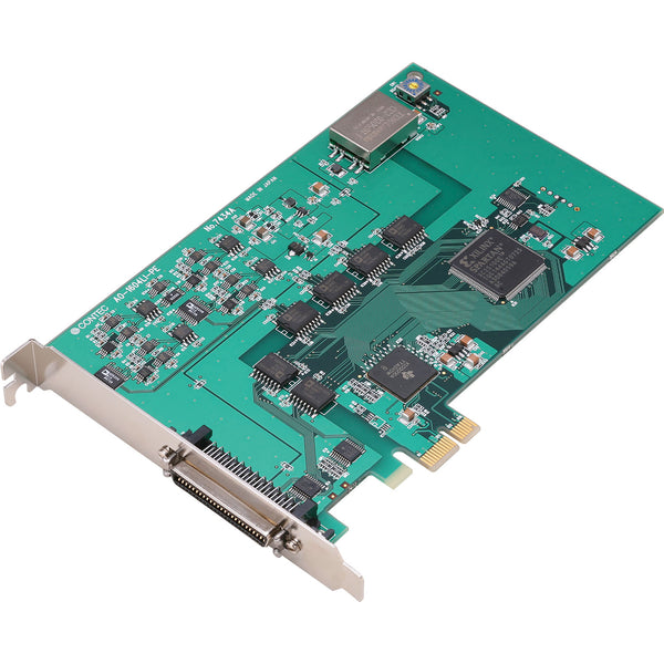 AO-1604LI-PE Analog Output PCI Express Card