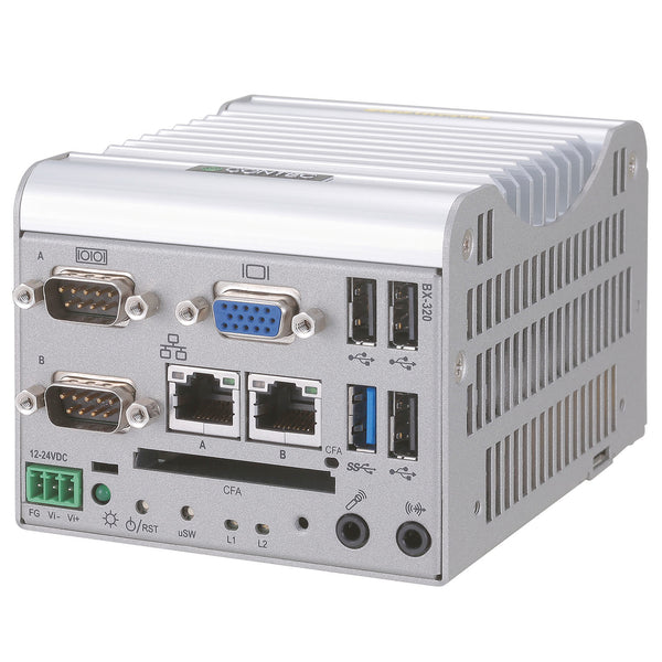 BX-320 Fanless Embedded PC