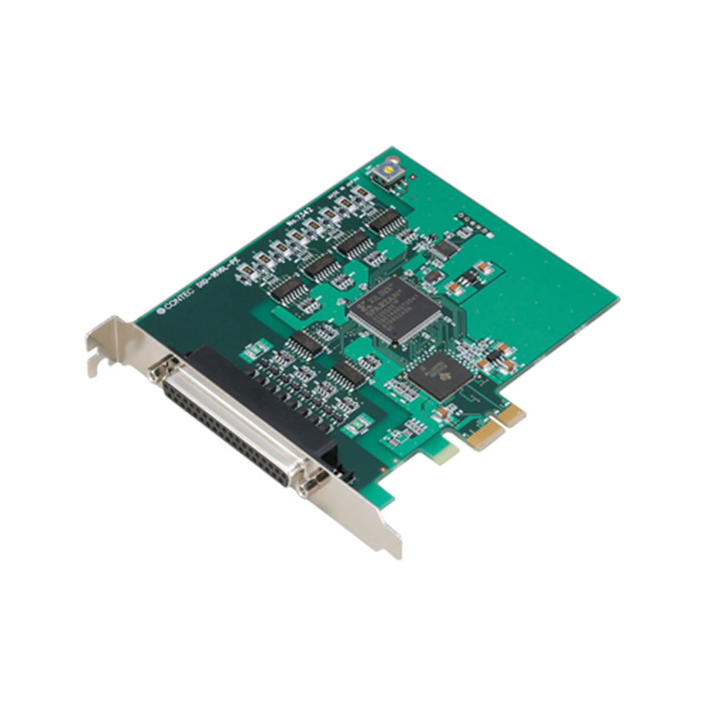 DIO-1616L-PEDigital I/O PCI Express Card 16ch/16ch (Isolated 12 - 24VDC)